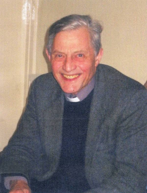 Mgr John Challoner.  Second Editor of CLSN [1975-1992]